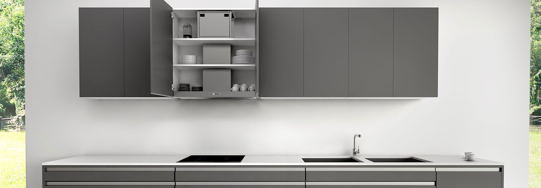 Campanas extractoras de cocina integrables frecan - Campana extractora medidas ...